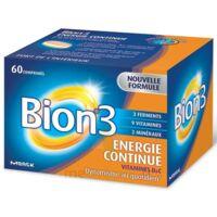 Bion 3 Energie Continue Comprimés B/60 à Saint-Avold
