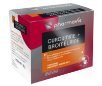 Pharmavie Curcumine + BromÉlaÏne 20 Sachets