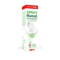 Spray nasal hypertonique Eucalyptus à Saint-Avold
