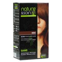 Nature & Soin Kit Coloration 6gc Blond Foncé Doré Cuivré à Saint-Avold