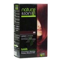 Nature & Soin Kit Coloration 5r Châtain Clair Rouge