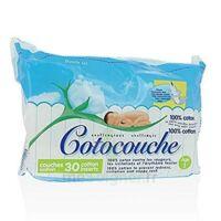 Cotocouche Couche 1er âge Paquet/30 à Saint-Avold