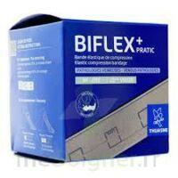 Biflex 16 Pratic Bande Contention Légère Chair 8cmx4m