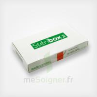 Stéribox Kit Prévention Et Hygiène Pour Les Toxicomanes Avec Seringues 100ui/ml à Saint-Avold