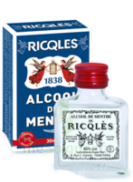 Ricqles 80° Alcool De Menthe 30ml à Saint-Avold