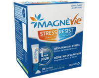 Magnevie Stress Resist Poudre orale B/30 Sticks à Saint-Avold