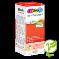 Pédiakid Fer + Vitamines B Sirop Banane 125ml à Saint-Avold