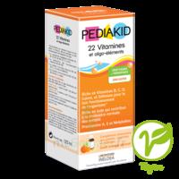 Pédiakid 22 Vitamines Et Oligo-eléments Sirop Abricot Orange 125ml à Saint-Avold