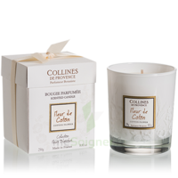 Collines De Provence Bougie Parfumée Fleur De Coton 250g à Saint-Avold