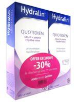 Hydralin Quotidien Gel lavant usage intime 2*200ml à Saint-Avold