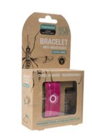 Manouka Bracelet kameleo anti-moustique