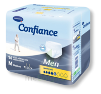 Confiance Men Slip absorbant jetable absorption 5 Gouttes Medium Sachet/14 à Saint-Avold
