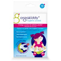 Orgakiddy Protège-cuvette toilettes XL Pochette/10 à Saint-Avold