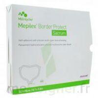 Mepilex Border Sacrum Protect Pansement Hydrocellulaire Siliconé 22x25cm B/10 à Saint-Avold