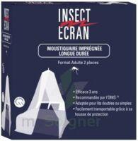 Insect Ecran Moustiquaire imprégnée 2 places Adulte à Saint-Avold