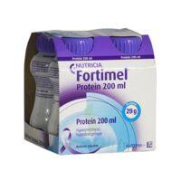 Fortimel Protein Sensation Nutriment Neutre 4 Bouteilles/125ml à Saint-Avold