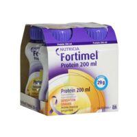 Fortimel Protein Sensation Chaude Nutriment Tropical Gingembre 4 Bouteilles/125ml à Saint-Avold