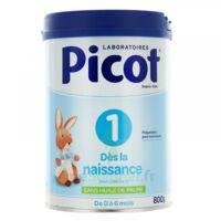 Picot Standard 1 Lait Poudre B/800g à Saint-Avold