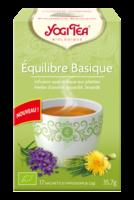Yogi Tea Equilibre Basique 17 Sachets à Saint-Avold