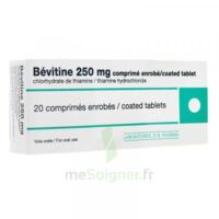 Bevitine 250 Mg Cpr Enr Plq/20 à Saint-Avold