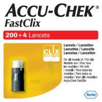 Accu-chek Fastclix Lancettes B/204 à Saint-Avold