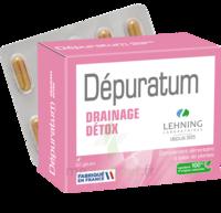 Lehning Dépuratum Gélules Drainage Détox B/60 à Saint-Avold
