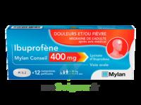 IBUPROFENE MYLAN CONSEIL 400MG, comprimés pelliculés à Saint-Avold