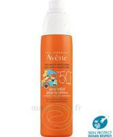 Avène Eau Thermale Solaire Spray Enfant 50+ 200ml à Saint-Avold