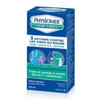 Physiomer Stop Virus Spray Buccal Fl/20ml à Saint-Avold