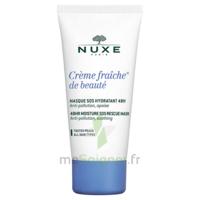 Crème Fraiche® De Beauté - Masque Hydratant 48h Et Anti-pollution50ml