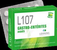 Lehning L107 Comprimés Orodispersibles 2plq Pvc/pvdc/alu/20 à Saint-Avold