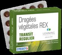 Lehning Dragées Végétales Rex Comprimés B/40 à Saint-Avold