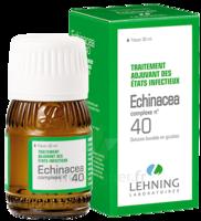 Lehning Complexe Echinacea N° 40 Solution Buvable Fl/30ml à Saint-Avold