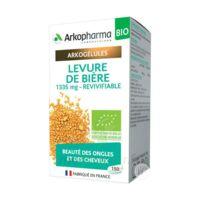 Arkogélules Levure De Bière Revivifiable Bio Gélules Fl/150 à Saint-Avold