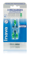 Inava Brossettes Recharges Vert Iso 6 2,2mm à Saint-Avold