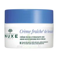 Crème Fraiche® De Beauté - Crème Riche Hydratante 48h Et Anti-pollution50ml à Saint-Avold