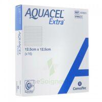 Aquacel Extra Pansement Hydrofiber Stérile 12,5x12,5cm B/16 à Saint-Avold