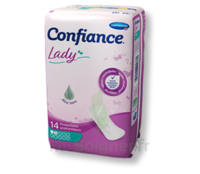 Confiance Lady Protection Anatomique Incontinence 2 Gouttes Sachet/14 à Saint-Avold