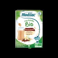 Modilac Céréales Farine Cacao Vanille Dès 12 Mois B/250g à Saint-Avold