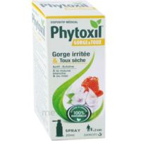 Phytoxil Gorge Et Toux Spray Fl/20ml à Saint-Avold