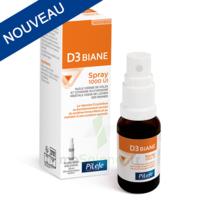 Pileje D3 Biane Spray 1000 Ui - Vitamine D Flacon Spray 20ml à Saint-Avold