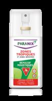 Paranix Moustiques Spray Zones Tropicales Fl/90ml à Saint-Avold