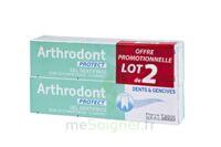 Pierre Fabre Oral Care Arthrodont Protect Dentifrice Lot De 2 X75ml à Saint-Avold