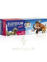Elgydium Age De Glace Pâte Dentifrice Fraise Givrée Kids 2/6ans 50ml à Saint-Avold
