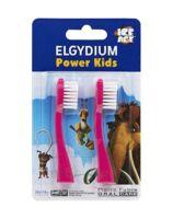 Elgydium Recharge Pour Brosse à Dents électrique Age De Glace Power Kids à Saint-Avold