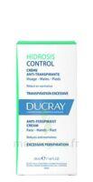 Ducray Hidrosis Control Crème Visage Mains Et Pieds 50ml à Saint-Avold