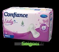 Confiance Lady Protection Anatomique Incontinence 4 Gouttes Sachet/14 à Saint-Avold