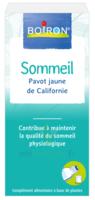 Boiron Sommeil Pavot Jaune De Californie Extraits De Plantes Fl/60ml à Saint-Avold