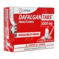 Dafalgantabs 1 G Cpr Pell Plq/8 à Saint-Avold