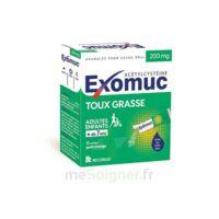 Exomuc 200 Mg, Granulés Pour Usage Oral En Sachet 15 Sachets/2g à Saint-Avold